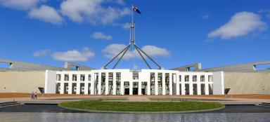 A tour of Capital Hill in Canberra