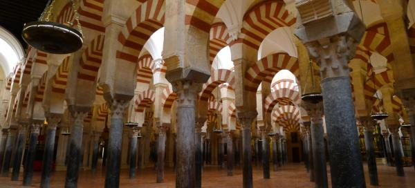 The most beautiful monuments in Cordoba
