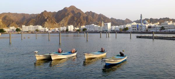 The most beautiful trips from Muscat