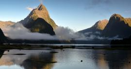 The most beautiful national parks of New Zealand
