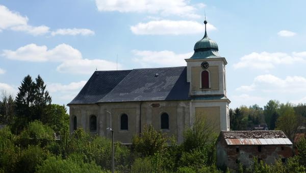 Church of St. George in Libstat