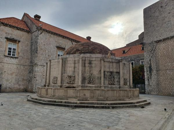 The Great Onofrio's Fountain