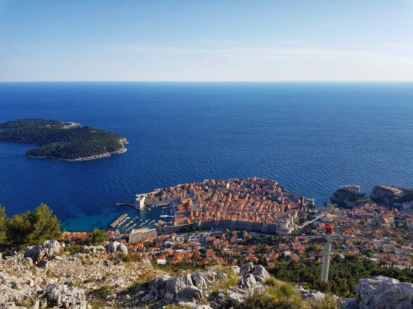 Dubrovnik in the palm of your hand