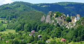 The most beautiful places in Maloskalsko