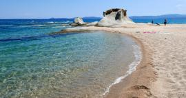 The most beautiful trips to Chalkidiki Athos