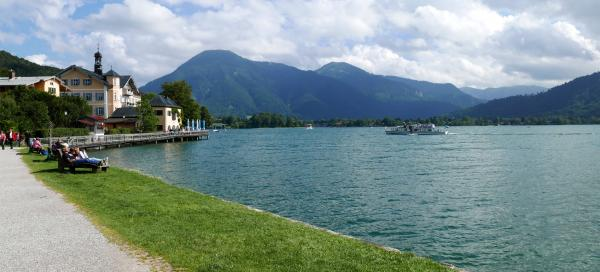 City tour of Tegernsee
