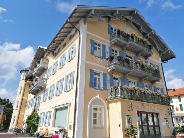 City Hall in Tegernsee