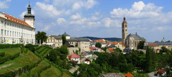 The most beautiful monuments in the Czech Republic
