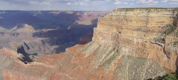 The most beautiful canyons in the USA