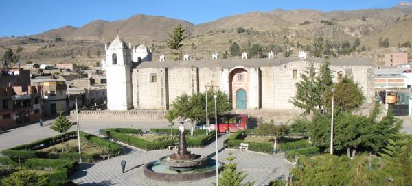 The most beautiful cities of Peru