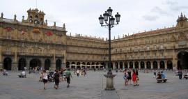 The most beautiful square of Spain