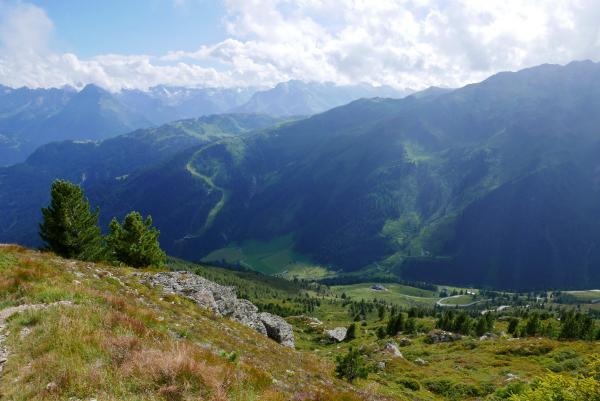 View of the Sidanbach valley