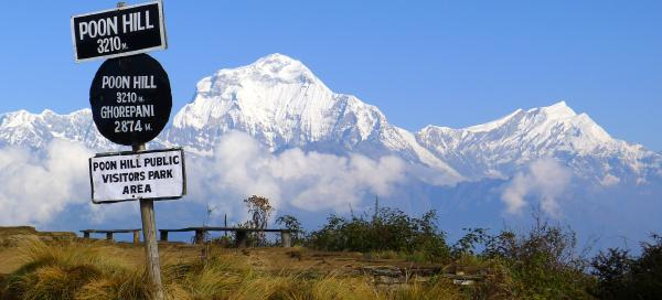 The most beautiful trips from Pokhara