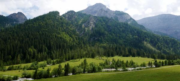 Trip to the Falzthurntal valley