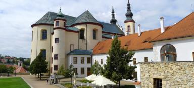 Church of the Finding of St. Crosses in Litomysl