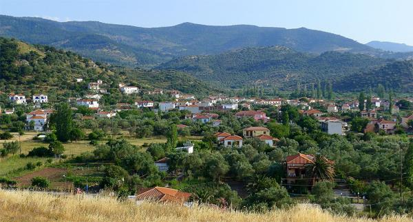 View of Anaxos